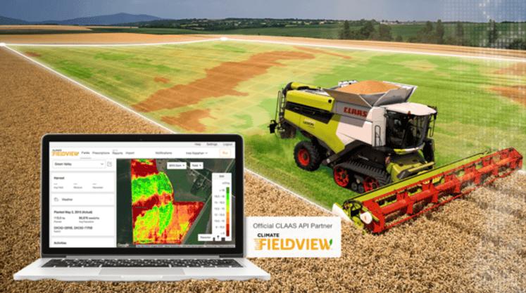 FieldView - Compatibilidad con plataformas de agricultura digital Class